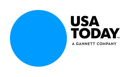 USA TODAY Logo.  (PRNewsFoto/USA TODAY)
