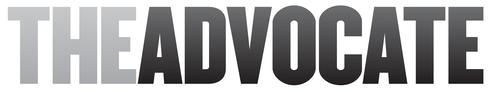 The Advocate logo.  (PRNewsFoto/TheKnot.com)
