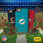 Gear up for the season with officially licensed NFL-themed cases that help protect their smartphone from drops, bumps, scratches and dust.