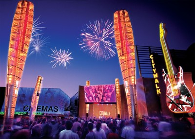 Universal CityWalk Sizzles with Free, Live Entertainment From Thursday, July 10 through Sunday, August 31, 2014. (PRNewsFoto/UNIVERSAL STUDIOS HOLLYWOOD)