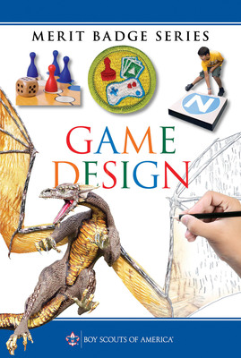 Game Design Merit Badge Pamphlet.  (PRNewsFoto/Boy Scouts of America)