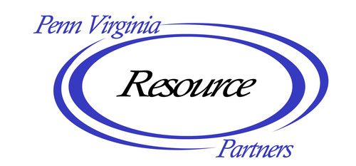 Penn Virginia Resource Partners logo. (PRNewsFoto)