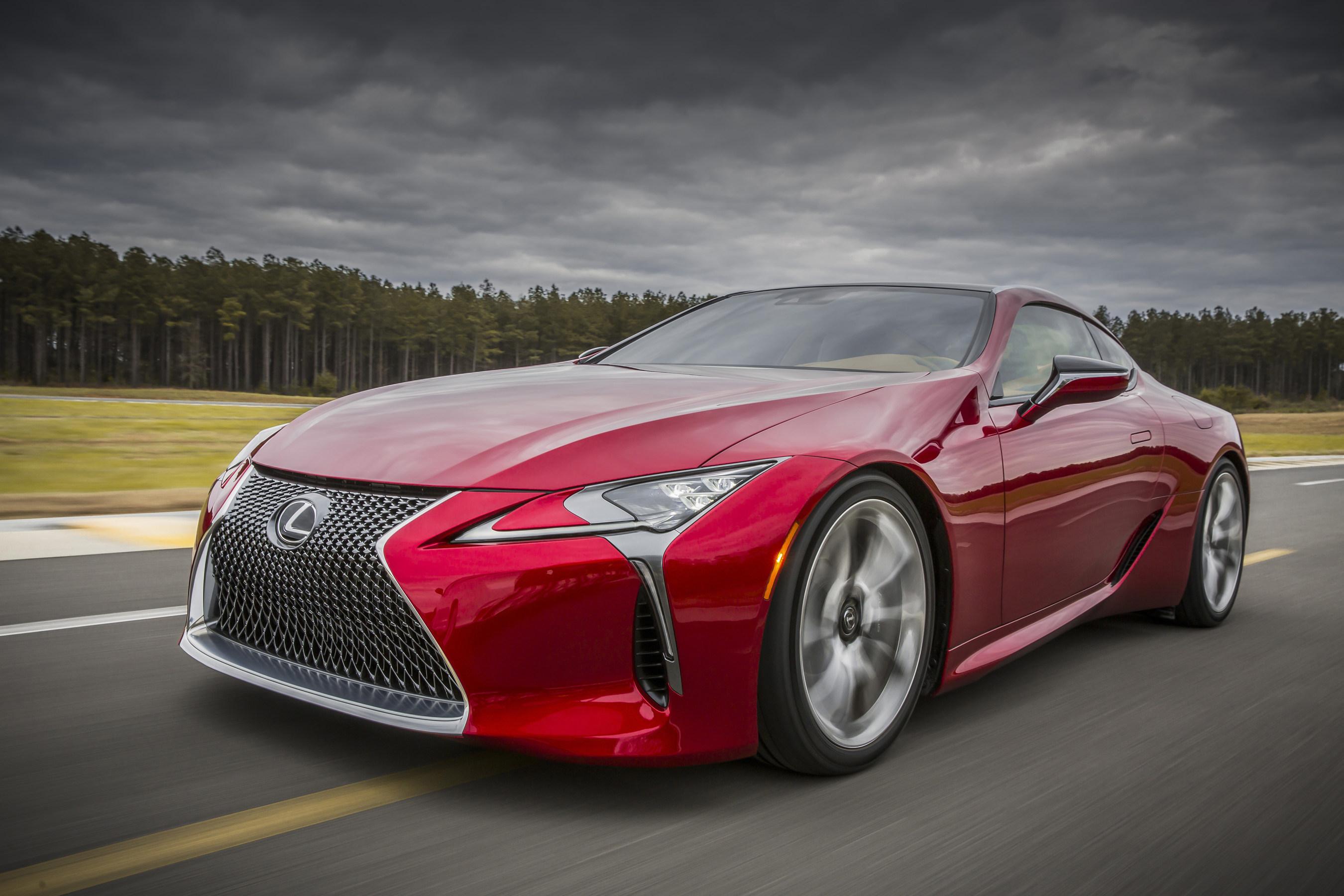 Lexus Aims To Impress In Georgia As Atlanta International Auto Show - Car show world congress center atlanta