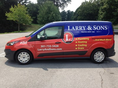 Larry & Sons teams with the Maryland Food Bank to help the hungry this holiday season
