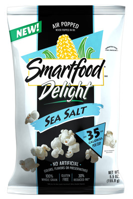 Smartfood Delight Popcorn. (PRNewsFoto/Frito-Lay North America)