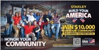 STANLEY announces Stanley Black & Decker 2014 Build Your America Contest (PRNewsFoto/STANLEY Tools)