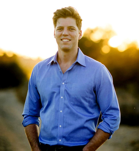 """Bobby Schuller, lead pastor of Shepherd's Grove church and host of the new """"Hour of Power with Bobby Schuller"""" (www.hourofpower.org). (PRNewsFoto/Shepherd's Grove church)"""
