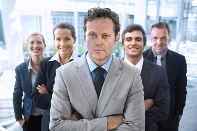 The cast of Unfinished Business - Vince Vaughn, Dave Franco and Tom Wilkinson - feature in a free series of fun stock images available exclusively at www.iStock.com