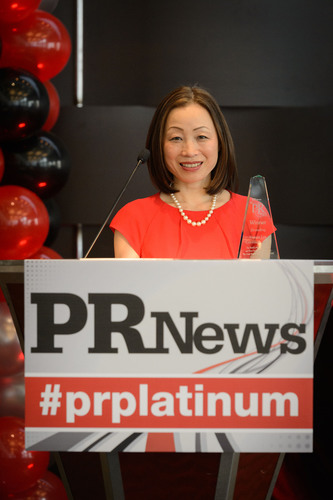 "Hanna Lee Communications' Strategic PR Campaign for The Dead Rabbit, World's Best New Cocktail Bar, Wins PR News' 2013 Platinum PR Award for ""Best Branding,"" a First-Ever for a Bar.  (PRNewsFoto/Hanna Lee Communications, Inc.)"