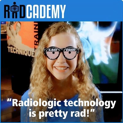 A new website that teaches kids about the world of medical imaging and radiation therapy is 'pretty rad!'