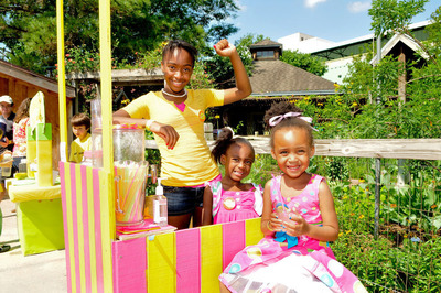 The Center for Urban Entrepreneurship & Economic Development at Rutgers Business School is sponsoring Lemonade Day this June in Newark, Irvington and New Brunswick to expose youth to starting, owning and operating their own businesses.  (PRNewsFoto/Rutgers Business School)
