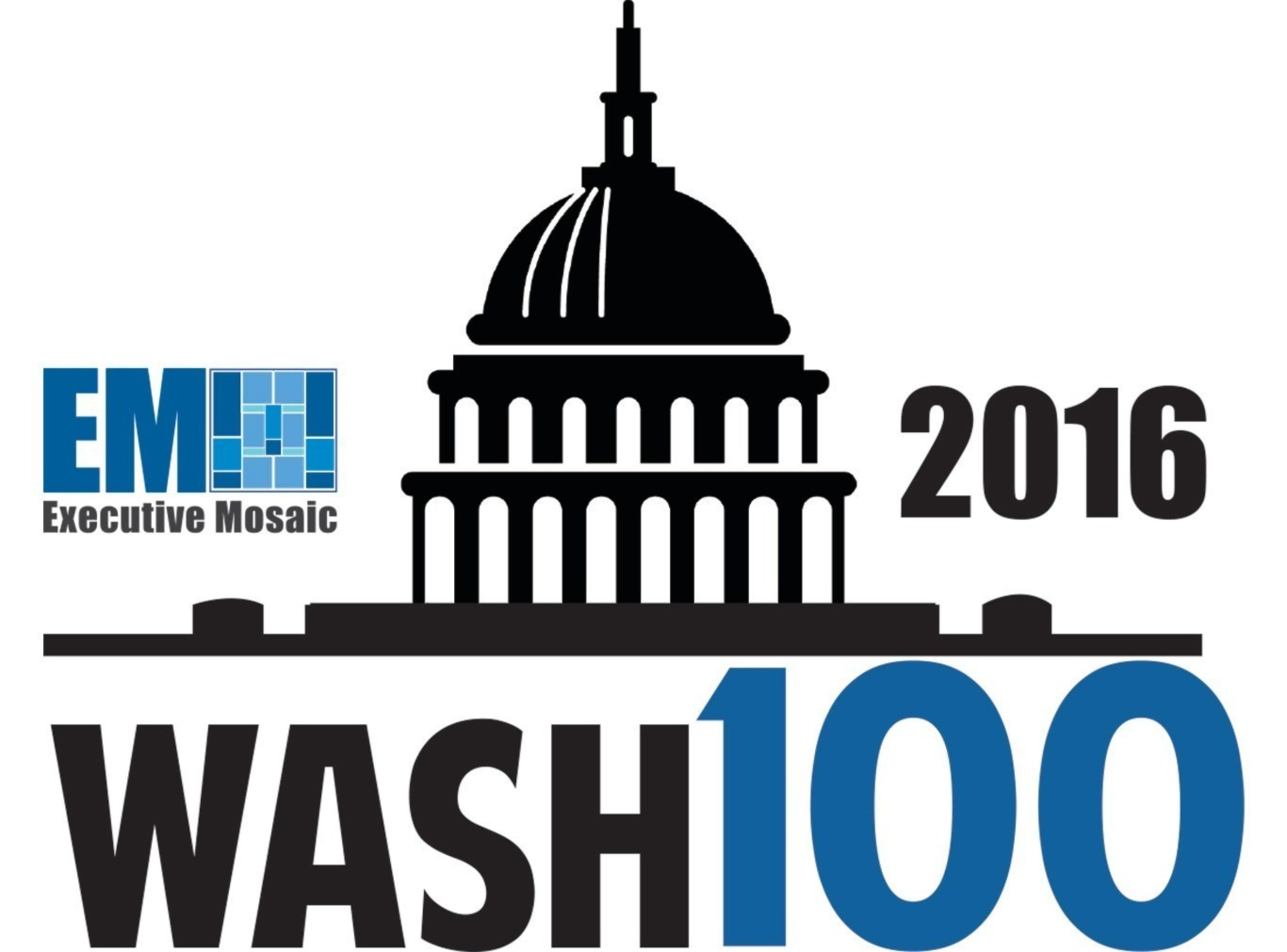 Executive Mosaic Announces Inductees Into 2016 Wash100