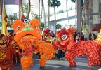 Las Vegas celebrates Chinese New Year.