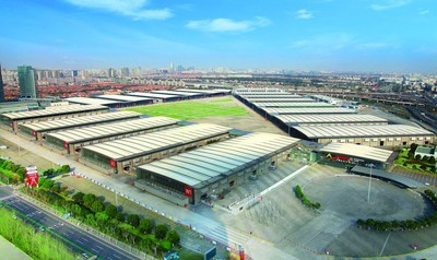 Shanghai New International Expo Centre (SNIEC) - UBM Sinoexpo signed a ten-year (2014-2023) strategic cooperation agreement