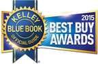 Visit KBB.com to see new vehicles Kelley Blue Book recommends with the all-new 2015 Best Buy Awards (PRNewsFoto/Kelley Blue Book)