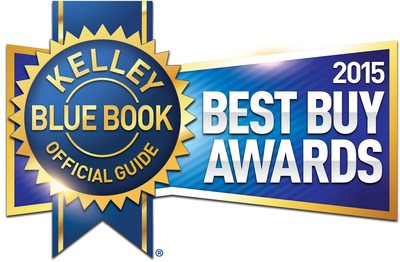 Visit KBB.com to see new vehicles Kelley Blue Book recommends with the all-new 2015 Best Buy Awards