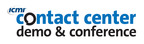 ICMI to Feature Unprecedented Tour Offering at the Contact Center Demo & Conference in Dallas