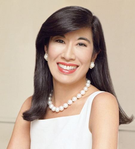 Andrea Jung joins Grameen America as President, CEO and Board Director.  (PRNewsFoto/Grameen America)
