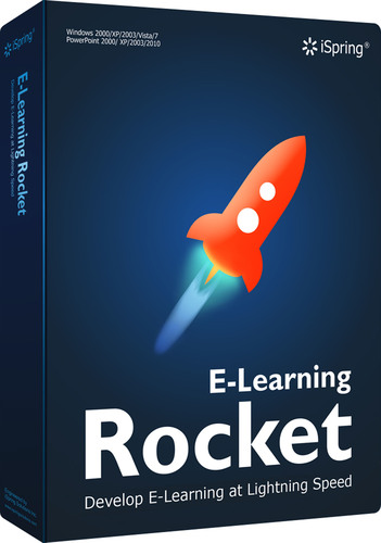 iSpring Launches E-Learning Rocket