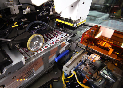 Cardiac Panel Sensor Solution - Photo 1.  (PRNewsFoto/Evana Automation Specialists)