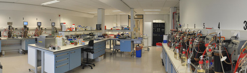 Dyadic Netherlands new fermentation laboratory. (PRNewsFoto/Dyadic International, Inc.) (PRNewsFoto/DYADIC INTERNATIONAL, INC.)