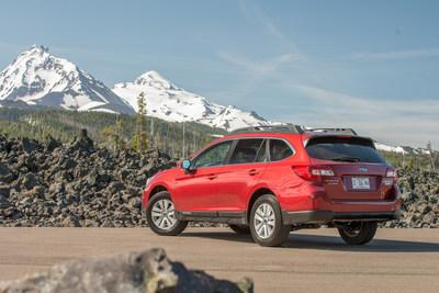 Subaru of America, Inc. Revises 2014 Sales Forecast to 500,000 Vehicles (PRNewsFoto/)