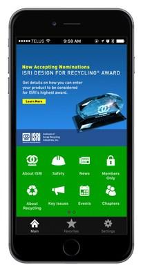 ISRI Mobile App Wins the Prestigious MarCom Platinum Award
