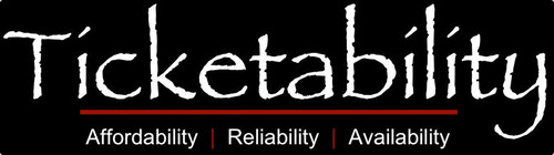 Affordability, Reliability, and Availability at Ticketability.com.  (PRNewsFoto/Ticketability, LLC)