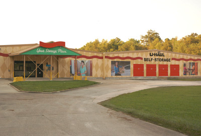 U-Haul Company of Northern Louisiana has expanded its offer of 30 days free self-storage and U-Box container usage to include residents of Alexandria, Lafayette, Lake Charles and surrounding communities who have been affected by flood waters and neighborhood evacuations. U-Haul Storage at Opelousas Street in Lake Charles, pictured here, is one of the participating storage facilities.