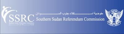 Southern Sudan Referendum Commission.  (PRNewsFoto/International Organization for Migration)