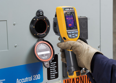 The ClirVu CV Series offers the ultimate protection for the electricians, engineers, and inspectors who work around high-energy equipment. They are Torture Tested(TM) to the highest arc blast test ratings and, when properly installed, maintain a panel arc test rating of up to 63 kA. (PRNewsFoto/Fluke Corporation)