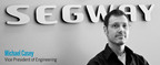 Segway Names Michael Casey Vice President Of Engineering.  (PRNewsFoto/Segway Inc.)