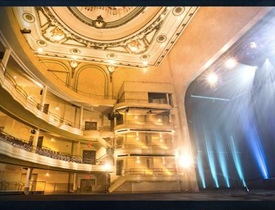 Manhattan Center - The Hammerstein.  (PRNewsFoto/Manhattan Center)