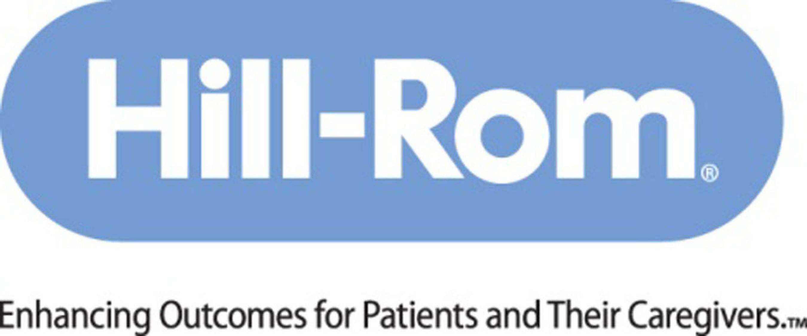 Hill-Rom Logo. (PRNewsFoto/Hill-Rom Holdings, Inc.)