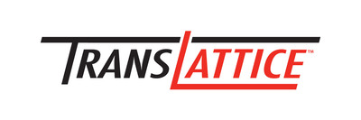 Translattice logo.  (PRNewsFoto/Translattice)