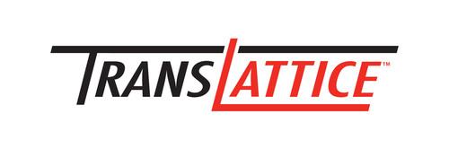 Translattice logo. (PRNewsFoto/Translattice) (PRNewsFoto/)