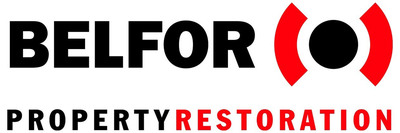 BELFOR Property Restoration logo.  (PRNewsFoto/BELFOR)