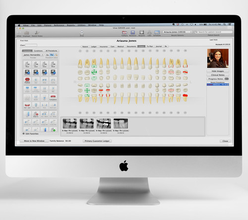 HENRY SCHEIN LAUNCHES NEW MAC-BASED PRACTICE MANAGEMENT SOLUTION.  (PRNewsFoto/Henry Schein, Inc.)