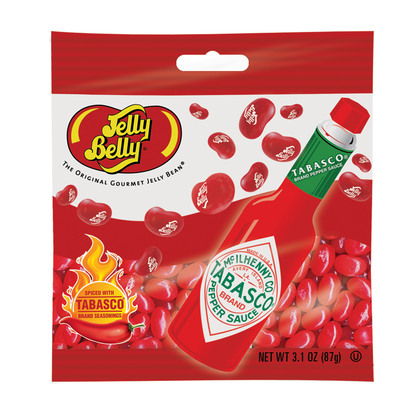 New TABASCO(R) Jelly Belly(R) jelly beans.  (PRNewsFoto/Jelly Belly Candy Company)