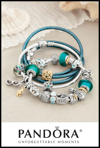 Pandora Celebrates The Beauty Of The Ocean With Nautical