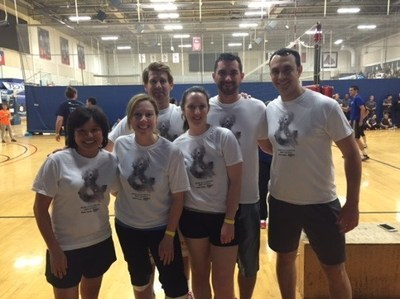 Walker & Dunlop employees support the Juvenile Diabetes Research Foundation at the annual JDRF Real Estate Games