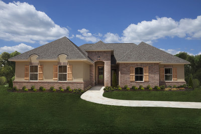 The Heritage F Is A Gorgeous Home With A Wonderful Dual Master Suite.