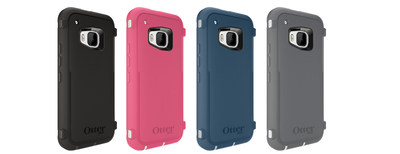 OtterBox Defender Series for HTC One M9, available now.