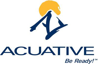Acuative logo.  (PRNewsFoto/Acuative)