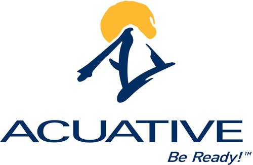 Acuative logo. (PRNewsFoto/Acuative) (PRNewsFoto/ACUATIVE)