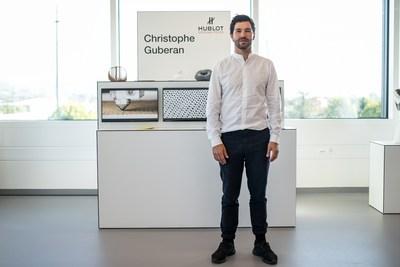 Christophe Guberan (PRNewsFoto/Hublot SA)