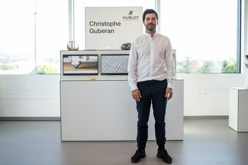'Hublot Design Prize' - Ganz oben auf dem Siegerpodest - Hublot verwandelt Talent und Kreativität