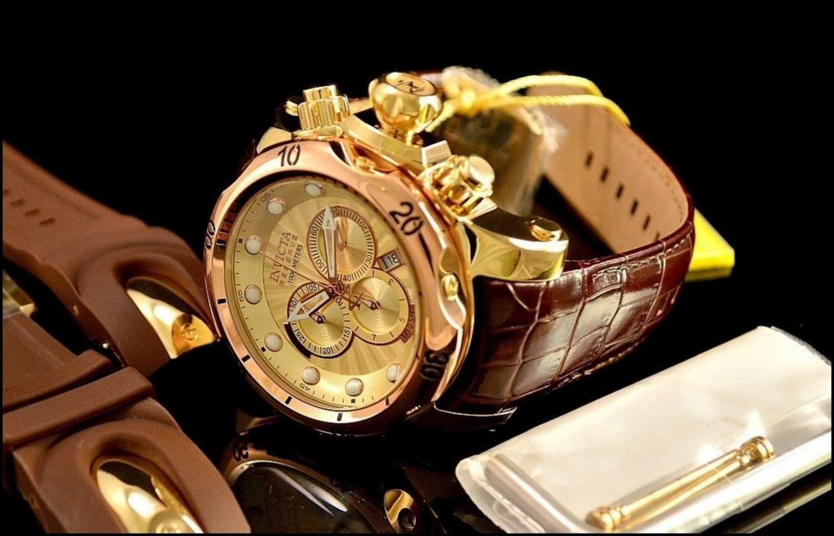 Best Invicta Watch Guide Available from Watch Review Website, graciouswatch.com