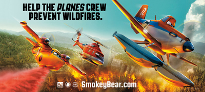 New Wildfire Prevention PSAs (PRNewsFoto/The Ad Council)