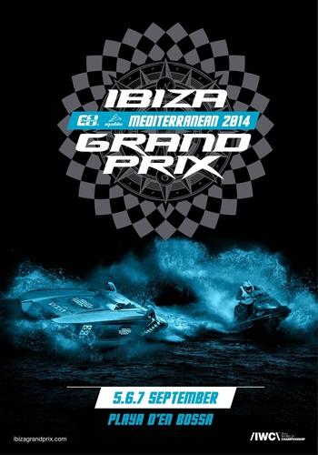 Ibiza Mediterranean Grand Prix 2014 (PRNewsFoto/Ibiza Mediterranean Grand Prix)